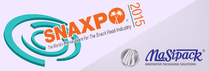 Snaxpo 2015 Masipack Snack Food Industry